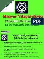 magyar világörökség.