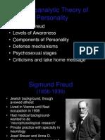 Freud Theory
