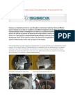 Tyre Mould Cleaning by Isozenix