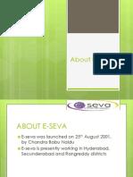 About e Seva