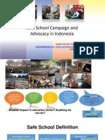 Safe School Campaign and Advocacy in Indonesia (Revised) - Jamjam Muzaki