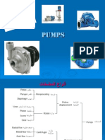 Pumps Course Material