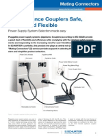 Schurter WP MatingConnectors