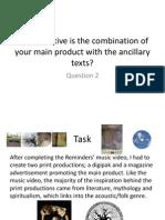 Media Evaluation Question 2 Draft