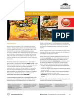marketing mix case study