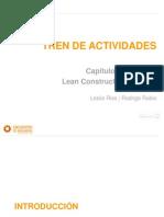 Encuentro de Ingenieria Interuniversitario - Tren de Actividades