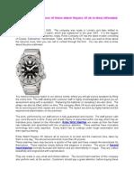 Best Rolex Watch Repairs London Uk