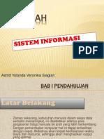 Makalah Sistem Informasi