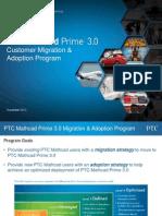 PTC Mathcad Prime 3.0 Migration Adoption Program v3