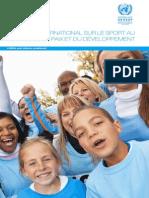 Brochure Sport Et Paix 2013 FR