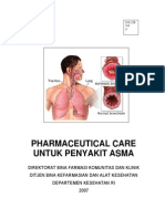 Pharmaceutical Care Asma
