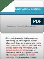 Engleski Jezik II - L-8 Integrated Navigation Systems