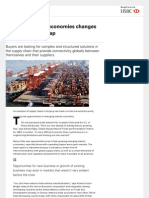 Rise of emerging economies changes the world trade map — HSBC Global Connections