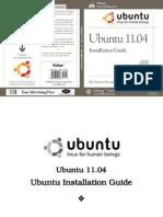 Ubuntu 1104 Installation Guide