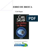 O Cerebro de Broca Carl Sagan