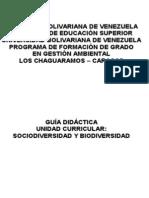 Guía didáctica de sociodiversidad y Biodiversidad2