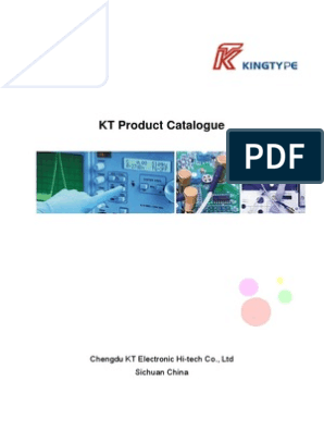 KT Product Catalog 2014 | Cable Television | Computer Network