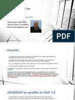Dimensions stratégique des RH et du capital humain v2
