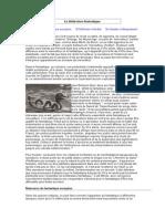 Dossier - La littérature fantastique