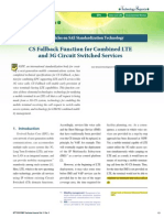 CSFB Procedures