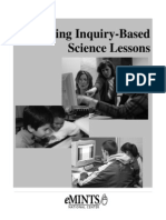 WRITING INQUIRY LESSON PLAN