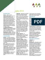 Deloitte Tax Albaniahighlights 2014