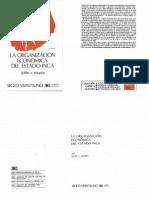Murra John La Organizacion Economica Del Estado Inca