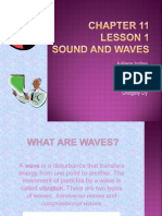 SCIENCE Waves and Sound