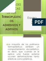 Propiedades Mecánicas de los Termoplásticos