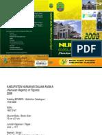 Nunukan Dalam Angka 2008