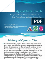 Community and Public Health PPT