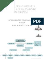 Exp Juan Cuadrilla Funciones y Cargos