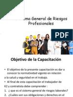 Deberes y Derechos de Los Trabajadores en El SGRL