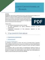 Partie II le droit constitutionnel en belgique oubli clé usbbb.docx