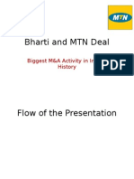Bharti and MTN Deal