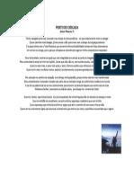 Poesia Porto de Chegada (1)