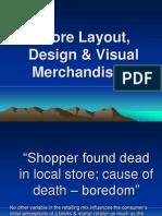 Store Design Layout Visual Merchandising