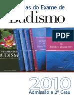 Apostila ExameBUDISMO+2010+1+E+2+GRAU