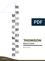 Thomson Roc 3205