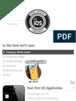 CodeSchool Try iOS