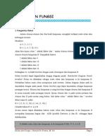Materi Relasi Dan Fungsi1