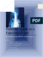 Functional Foods - First and Second Part