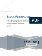 Blogs Persuasivos