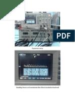 Transmission line experiment