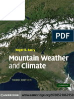 Barry R.G. Mountain Weather and Climate (3ed., CUP, 2008)(ISBN 0521862957)(532s)_PGp