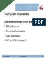 26 - Theory and Fundamentals - Slide