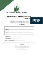 add math statistics