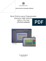Guia HMI ProTool