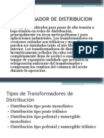 Transformador de Distribucion