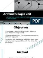 Arithmetic Logic Unit